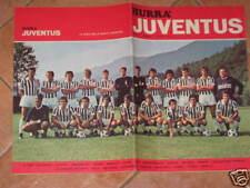 HURRA' JUVENTUS 1973/8 COVER POSTER BETTEGA CAPELLO ...