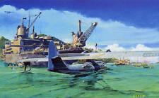 """Safe Harbor"" James Dietz Artist Proof Print - PBY Catalina in WW II"