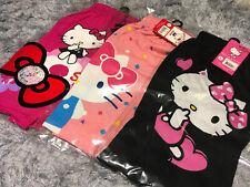 Cute Hello Kitty Boxer Underwear Shorts Sanrio Pink Black Cat L Soft Briefs New