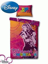 Original Disney Hannah Montana Miley Cyrus Bettwäsche 135x200 Bettgarnitur NEU