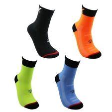 Coolmax Men's Cycling Riding Bicycle Socks Breathbale Basketball Sport Socks A+