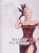 River of No Return (DVD, 2002, Marilyn Monroe Diamond Collection)