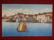 SEBENICO - SIBENIK  ( Croazia ) Il Porto - viaggiata,anni 10#11293