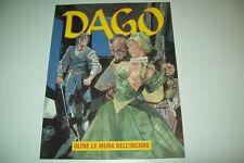 DAGO-N. 10-OLTRE LE MURA DELL'INCUBO-EURA EDITORIALE-ANNO VIII-OTTOBRE 2002-OT!