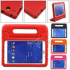 "Friendly Shock Proof Handle Case Cover For Samsung Tab E 8.0"" SM-T377V (Verizon)"