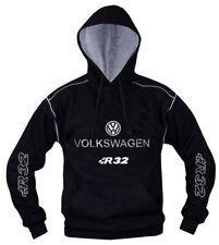 Sweatshirt VW R32 kleidung mit Gestickte logos Neu Herren Fan bekleidung