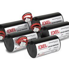 BULK Visonic Powermax 3.6V Siren Sveglia BATTERIA MCS-730, MCS-710 0-9912-K