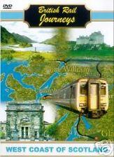 British Railway Journeys DVD - West Coast Of Scotland