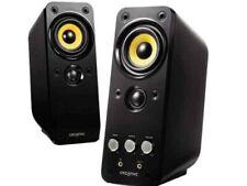 Black Creative Gigaworks T20 Series Multimedia Speaker System Basxport