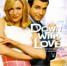 Down With Love - 2003 - Original Movie Soundtrack CD