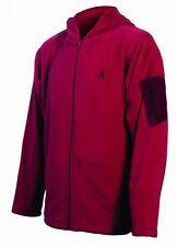 Browning Men's Hooded Fleece Jacket w/ Sleeve Pocket Mens  BRI0028 Cedar