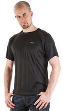 EDZ TOUT climat Moto sous-pull T-shirt noir