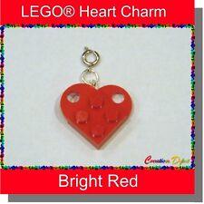 LEGO® Fashion Jewelry Heart Add-on Clip-on Bracelet Charm - Valentine's Day