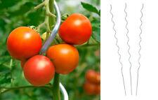 10er Set Tomatenspiralstab Tomaten Spiralstab Rankspirale Pflanzstab Verzinkt