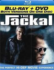 The Jackal (Blu-ray/DVD Combo)