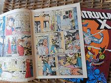 Lote de 2 Comics Patrulla X