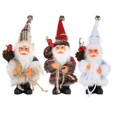UK Christmas Santa Gift Claus Snowman Ornament Festival Party Xmas Table Decor