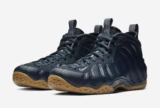 "NIKE AIR FOAMPOSITE ONE 314996-405 ""MIDNIGHT NAVY"" Men's Sneaker NEW & SHIPS NOW"