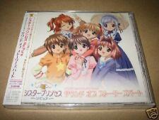 Sister Princess Re Pure original soundtrack CD GENUINE