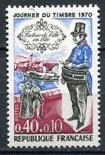 STAMP / TIMBRE FRANCE NEUF LUXE N° 1632 ** JOURNEE DU TIMBRE FACTEUR DE VILLE