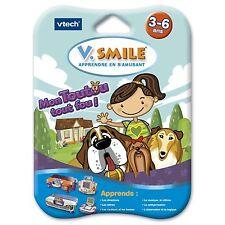 GROS 036 // MON TOUTOU TOUT FOU POUR CONSOLE V.SMILE/ V.SMILE MOTION/PO
