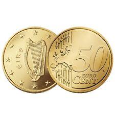 Ek // 50 Cent Irlande : Sélectionnez une pièce nueve