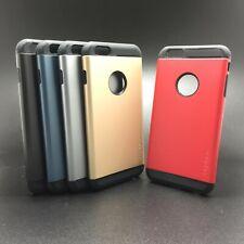 Slim Heavy Duty Tough Shock Proof Case Cover for iPhone 4 5 5C 6 6plus 7 8 plus