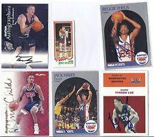 Evan Eschmeyer Signed / Autographed Basketball Card New Jersey Skybox 1999