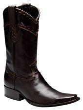 1B16BT Urban Western Boot Cowhide made by Cuadra Boots 1B16BT