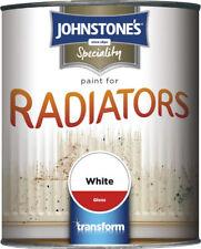 Paint For Radiators White Gloss Quick Drying & Non-Yellowing 200ml /250ml/ 750ml