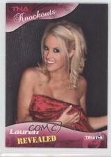 2009 TRISTAR TNA Wrestling Knockouts #95 Lauren Card