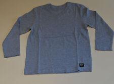 Gap Boys Long Sleeve T Shirt - Blue Grey - SIZES XS & S - NEW