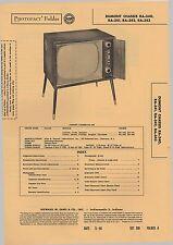 Sams PhotoFact TV DUMONT CHASSIS RA-340, RA-341, RA-342, RA-343