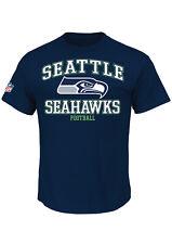 NFL Football Seattle Seahawks T-Shirt Tee Greatness navy