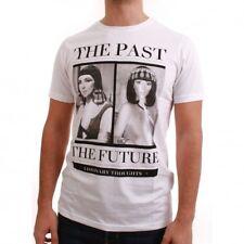 SMS simple rend Sense T-Shirt Homme - past-future Cleop - Blanc