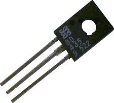 SGS-Thomson BD435 NPN Transistor 3A 40V TO-126