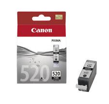 Original Tintenpatrone Canon PGI 520 BK black für Pixma MP 540 550 560 620