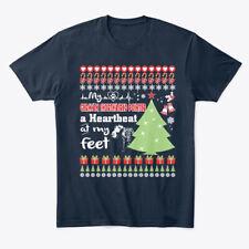 My German Shorthaired Pointer Heartbeat Premium Tee T-Shirt