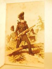 Stawitzky - Preußisches 25. Inf.-Regt. 1857- 6 Tafeln