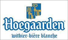 Hoegaarden Belgium Sticker Decal *DIFFERENT SIZES* Beer Car Bumper Window Bar