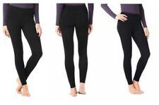 New 32 Degrees Heat Women's Base Layer Pants Black S M L XL