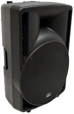 "Harmony Audio HA-C15A Pro DJ Concert Series 15"" Powered 1000W PA Speaker Cabinet"