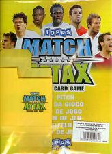 2010 Match Attax World Stars Starter Kit (Booklet)
