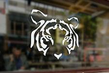 Tigres UANL, Liga MX Car Decal die-cut !!!
