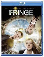 Fringe - Stagione 03 (4 Blu-Ray)
