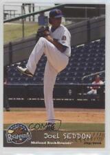2016 Grandstand Midland RockHounds #11 Joel Seddon Rookie Baseball Card