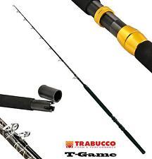 Canna Pesca Traina Trabucco TGame Tonno WindRose Titanium Guide Pacific Bay PP