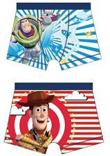 Boy's Toy Story Oficial de carácter impreso Boxer Shorts Troncos edades's 3-7