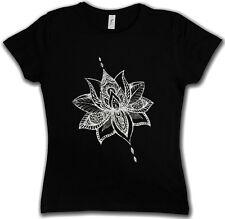 Tattoo Flower señora T-Shirt Plant especie tattooist Studio Artist plants Flowers