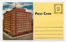 BILLINGS MT NORTHERN HOTEL ADV OLD POSTCARD PC3206A